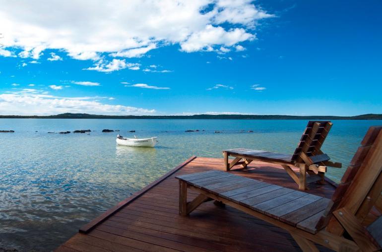 Eumarella Shores Noosa Lake Retreat Weyba Downs