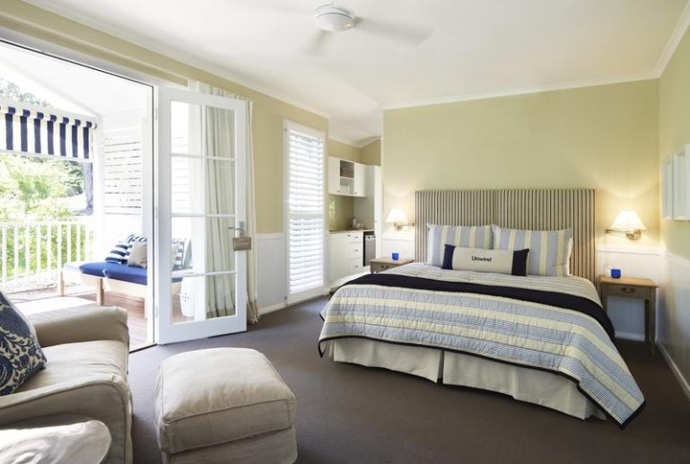 One Bedroom Cottage, Bells at Killcare Boutique Hotel, Restaurant & Spa, North Coast, NSW
