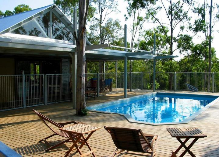 Bombah Point Eco Cottages, Myall Lakes, North Coast, New South Wales